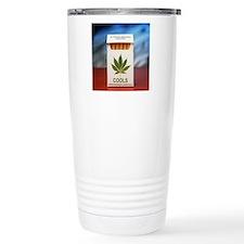Legal marijuana Travel Mug