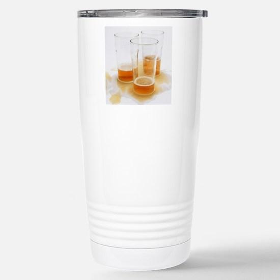 Lager Stainless Steel Travel Mug