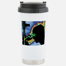 Light microscopy Travel Mug