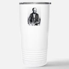Lithograph of Charles D Travel Mug