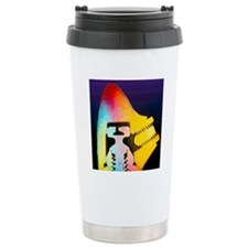 LM of a cross-section t Travel Coffee Mug