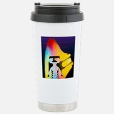 LM of a cross-section t Travel Mug