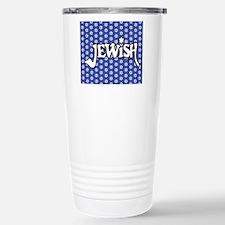 JewishMousepad Stainless Steel Travel Mug