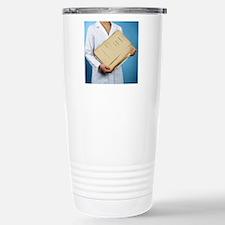 Medical records Travel Mug