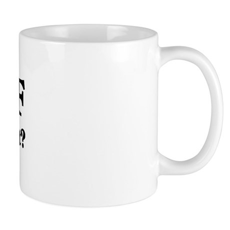 Decaf - What's The Point? Mug
