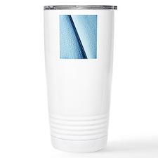 Moon braille Travel Coffee Mug