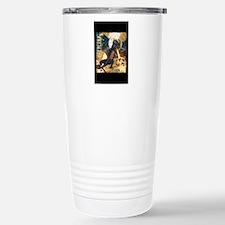 Eternal Edge-Dragon Fir Stainless Steel Travel Mug