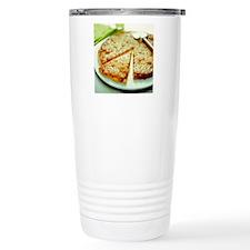 Pizza Travel Coffee Mug