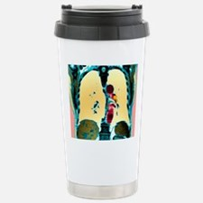 Pulmonary embolism, CT  Travel Mug