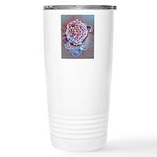 Rectal cancer cell, SEM Travel Mug