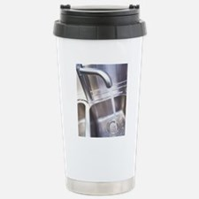 Running water Stainless Steel Travel Mug