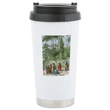 School of Pythagoras in Travel Mug