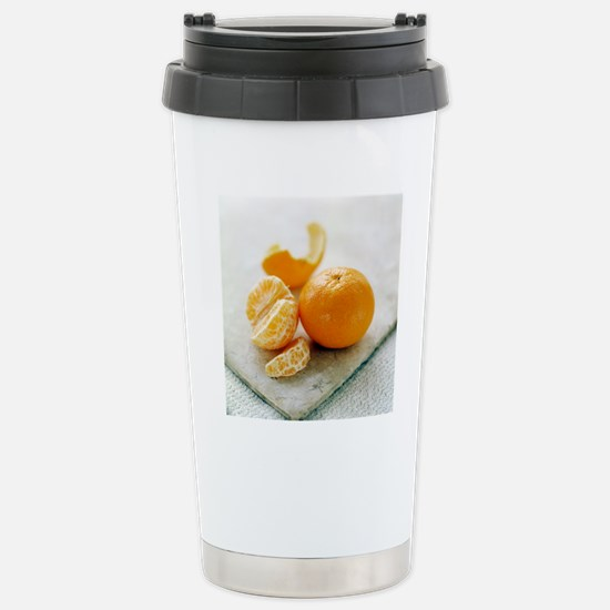 Satsuma Stainless Steel Travel Mug