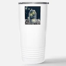 Midnight Fireflies Maso Stainless Steel Travel Mug