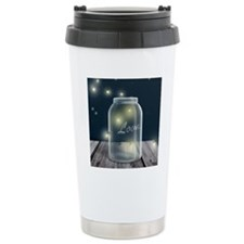 Midnight Fireflies Maso Travel Mug