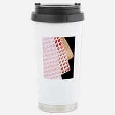 Sheets of LSD (acid) ta Travel Mug