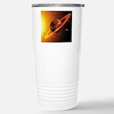 Artwork of red dwarf st Stainless Steel Travel Mug