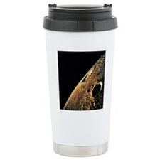 Apollo 12 photo of luna Travel Coffee Mug