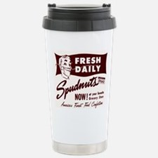 SPUDNUTS Fresh Daily Travel Mug