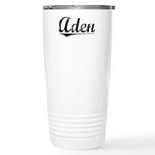 Aden, Vintage Travel Mug