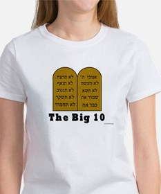 The Big 10 Women's T-Shirt