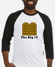 The Big 10 Baseball Jersey