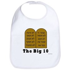 The Big 10 Bib