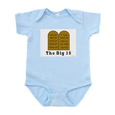 The Big 10 Infant Bodysuit