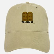 The Big 10 Baseball Baseball Cap