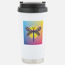 Dragonfly1 - Sun Travel Mug