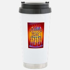 Computer artwork of the Travel Mug