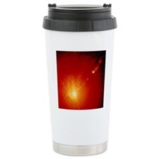 Core and optical jet of Travel Mug