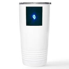 Core of spiral galaxy M Travel Coffee Mug