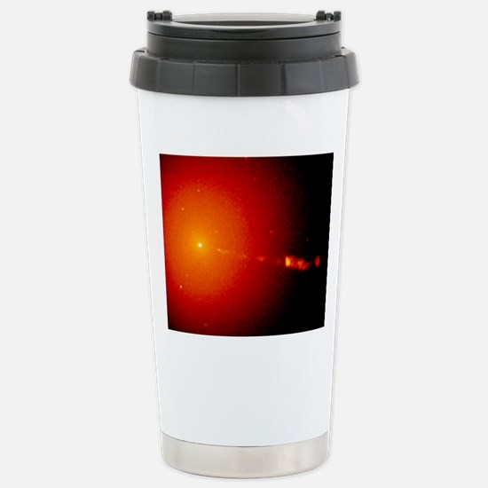 Core of galaxy M87 seen Stainless Steel Travel Mug