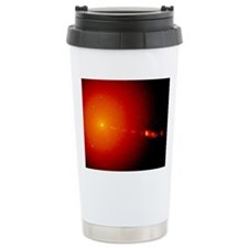 Core of galaxy M87 seen Travel Mug