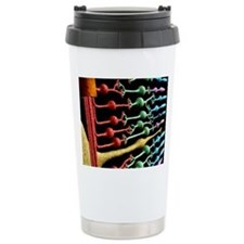 Eye retina Travel Mug