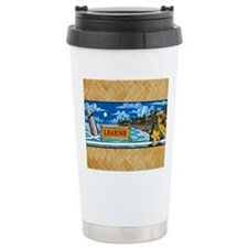 Lahaina, Mauis Famous F Travel Mug