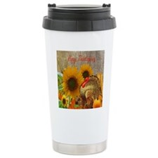 Thanksgiving Holiday Travel Mug