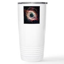 Helix nebula, infrared  Travel Mug