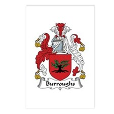 Burroughs Postcards (Package of 8)
