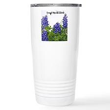 Texas Bluebonnets Travel Mug