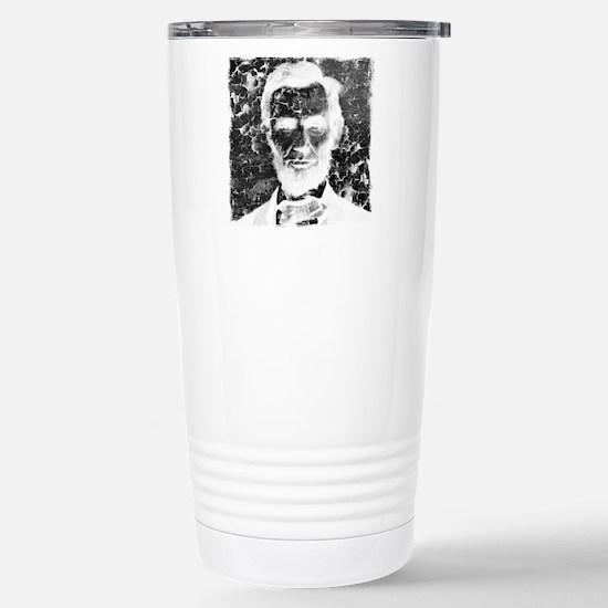 Lincoln Invert Stainless Steel Travel Mug