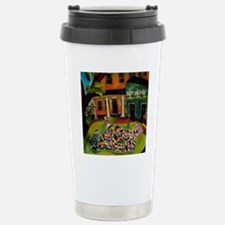 Crazy Quilt Travel Mug
