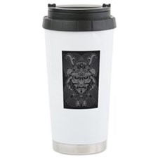 Samurai Rising Travel Mug