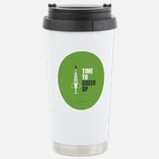 Hypo-Derrick - Time to  Stainless Steel Travel Mug
