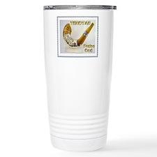 Yehovah Shofar Travel Mug