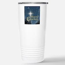 The Bethlehem Star Stainless Steel Travel Mug