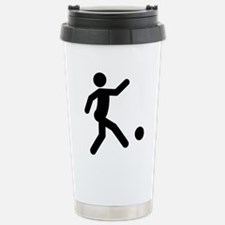 Kickball-A Travel Mug
