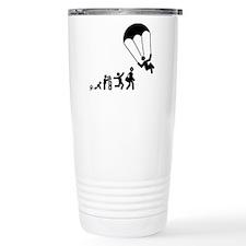 Parachuting-E Travel Mug