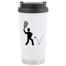 Racquetball-A Travel Mug